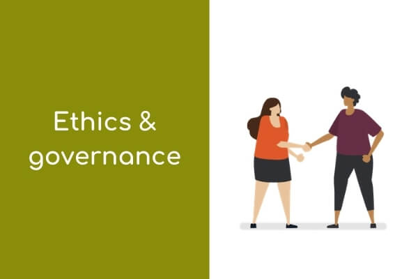 Ethics and governance | Locale Learning